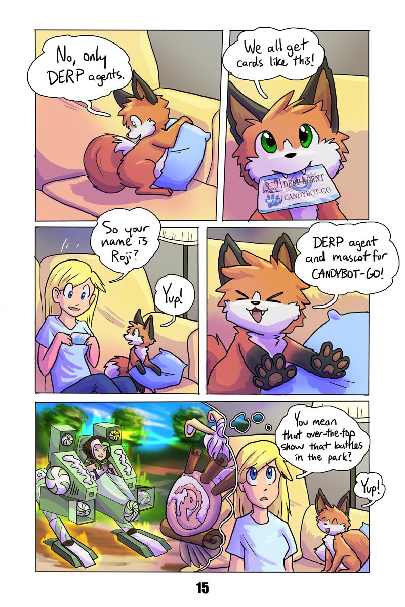 Extra! 15